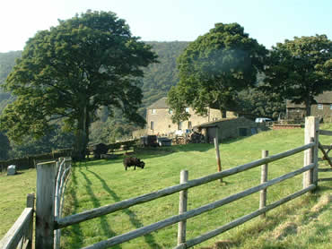 Photo of Hill House Farm, Home of Kinder Cottage